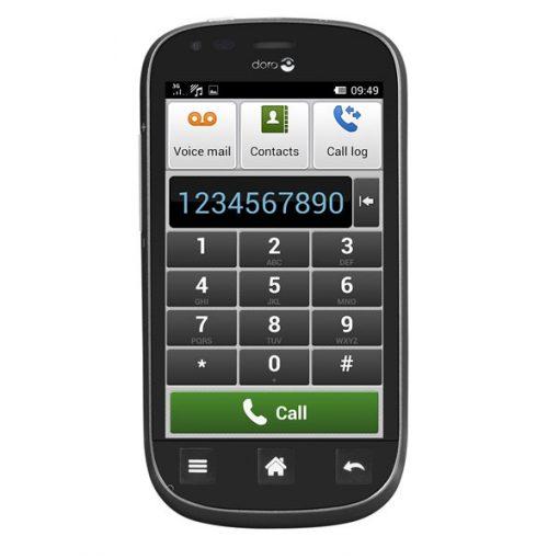 Doro Liberto 810 - Smartphone Fácil Uos