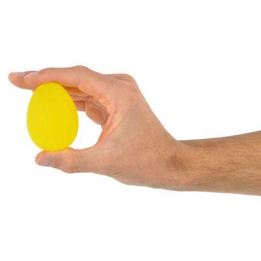 Ejercitador de mano - Squeeze Egg Amarillo