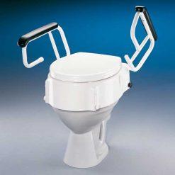 Elevador wc regulable con brazos