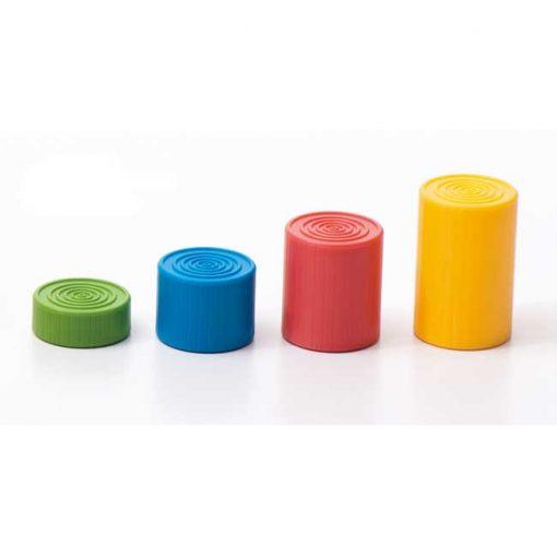Encaje formas, colores y texturas - fichas