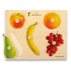 Ensartable Frutas