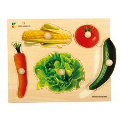 Ensartable Vegetales