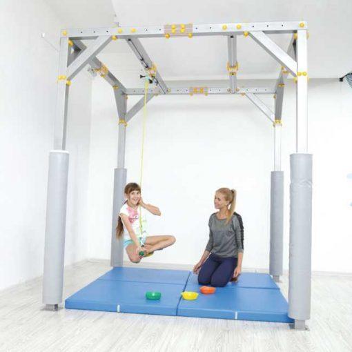 Estructura-Cabina Vestibular