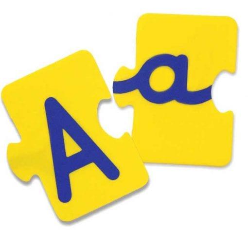Estuche Abecedario Puzzle - Piezas