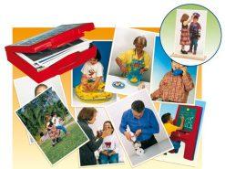 Fotos de acciones (Verbos) tarjetas