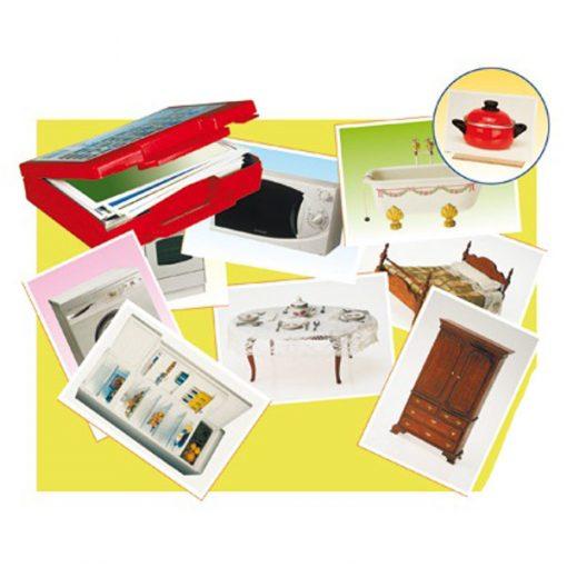 Fotos de objetos de casa conjunto