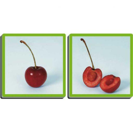 Las frutas y sus aromas - cereza