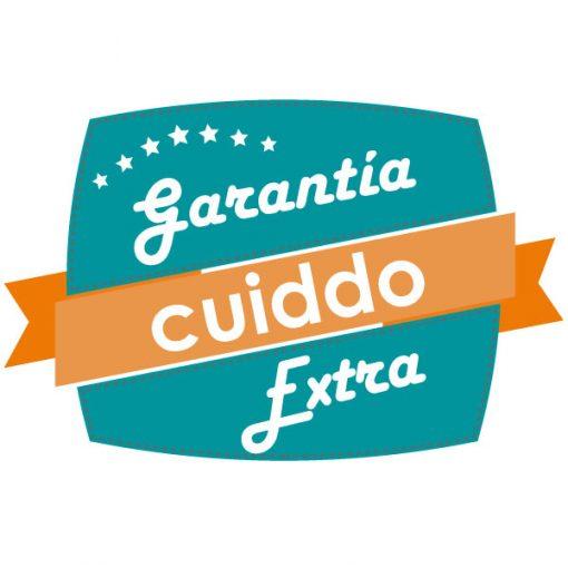 Garantía Extra Cuiddo - Mantenimiento Anual Gratuito