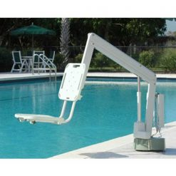 Grúa piscina portátil AXS