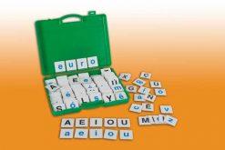 Kit alfabeto - tarjetas
