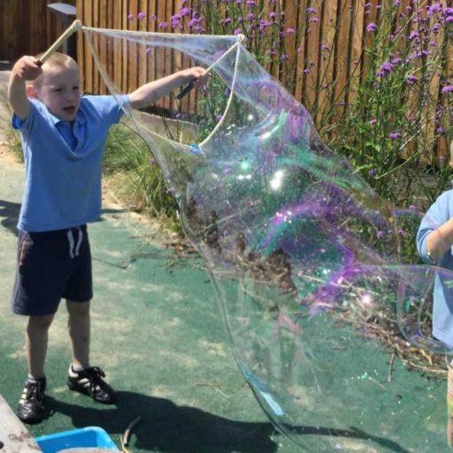 Kit Burbujas Sensoriales Esencias - Burbujas Gigantes