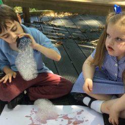 Kit Burbujas Sensoriales Esencias - Espumador de Burbujas
