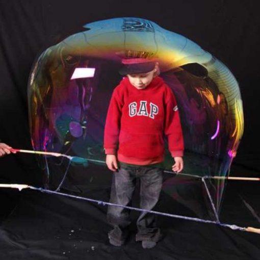 Kit Dentro de una Burbuja