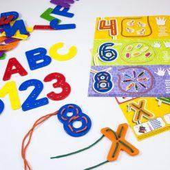 Letras y Números para Coser