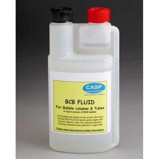 BCB para Tubos de Burbujas