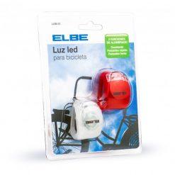Luces LED bicicleta o silla de ruedas ELBE LUB-01 regalos economicos