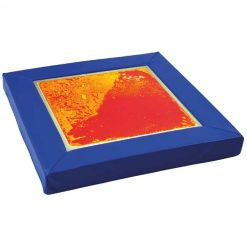 Panel Sensorial Fascinante - Amarillo - Rojo