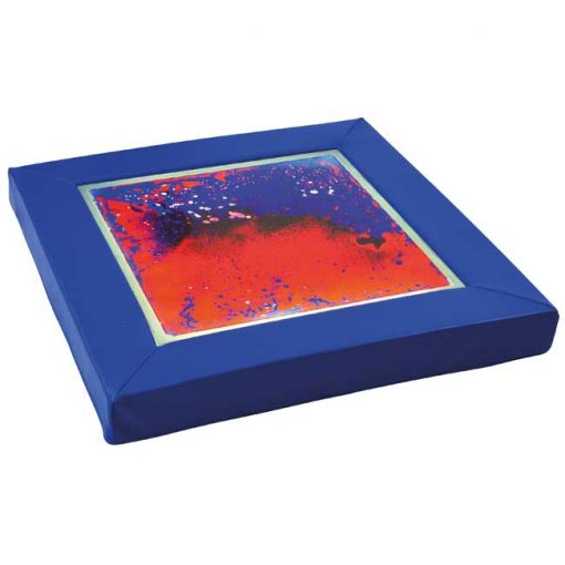 Panel Sensorial Fascinante - Azul -Rojo