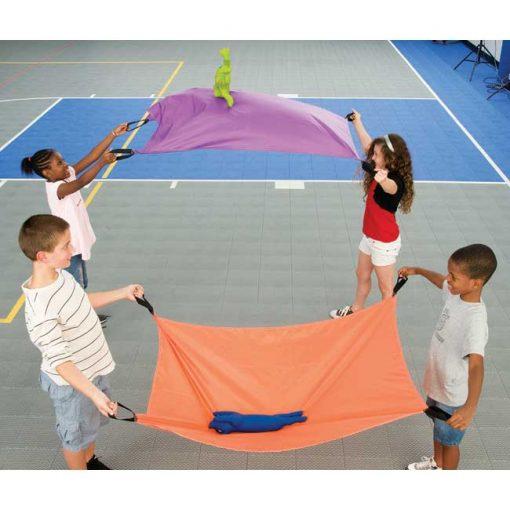 Paracaídas para dos - set de 6 - grupo