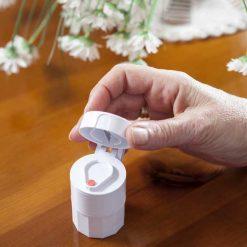 partidor triturador pastillas