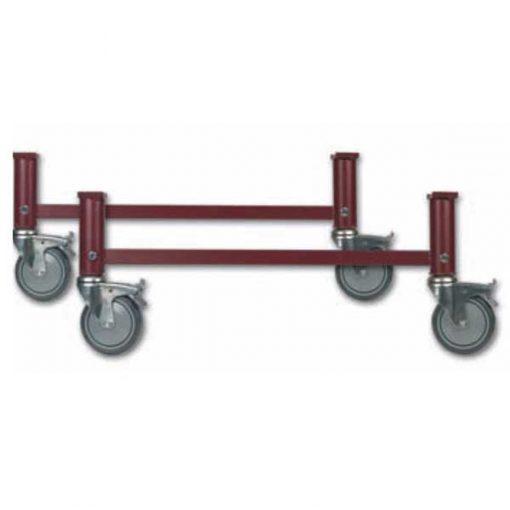 Cama Articulada Nules - Patas con ruedas