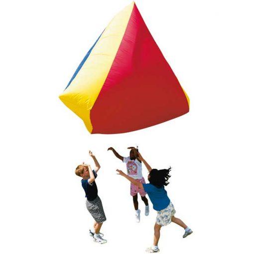 Pelota flotante pirámide - piramide