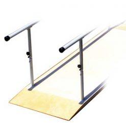Piso de Madera para Paralelas de 2.5m