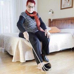 Pone medias y calzador Brevetti