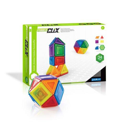 Powerclix - Set 24 piezas