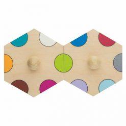 Puzzle Ensartable Colores - Pieza