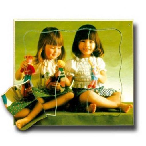Jugando con muñecas