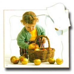 Recogiendo manzanas