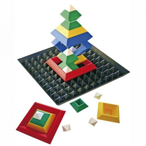 Puzzle Piramide Vertical