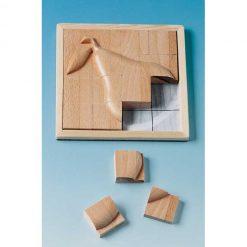Puzzle en relieve Pera