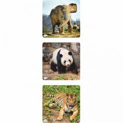 Puzzles Progresivos Animales