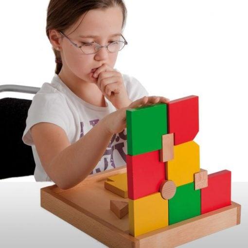 Puzzle Vertical