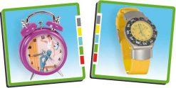 ¿Qué tienen en común? relojes