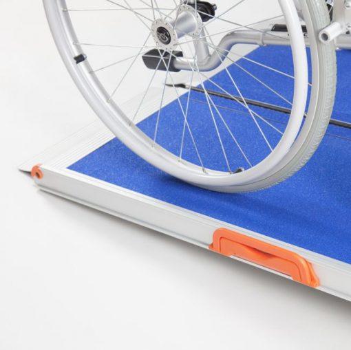 Rampa Plegable Premium - Silla de Ruedas
