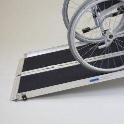 Rampa Única Plegable - Maleta - Silla de ruedas