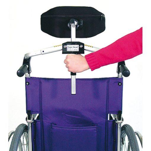 Reposacabezas estandar para silla de ruedas