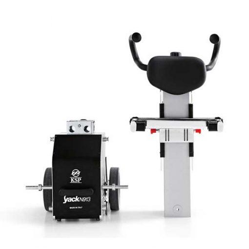 Salvaescaleras para sillas de ruedas - Yack N913 - Desmontado