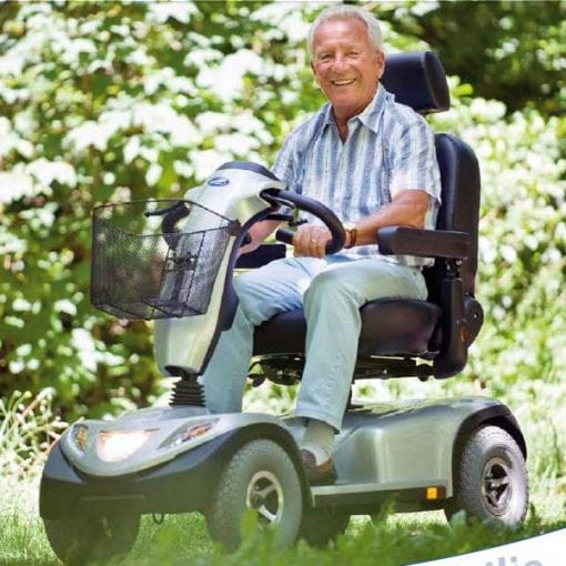 Scooter Comet Alpine - Invacare