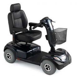 Scooter eléctrico Comet Negra - Invacare