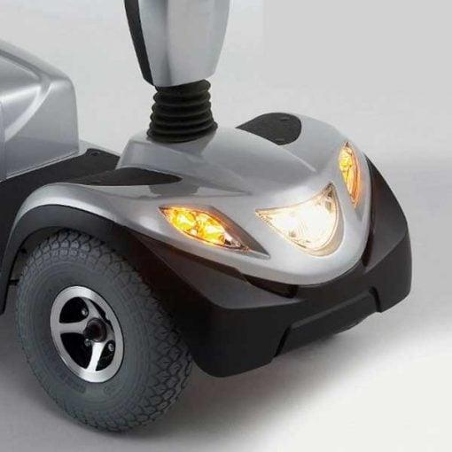 Scooter eléctrico Comet - Luces delanteras