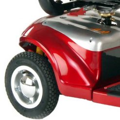 Scooter Eléctrico Emerald - Lateral trasera