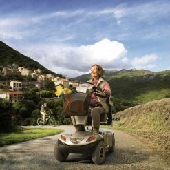 Scooter eléctrico Orion - Invacare