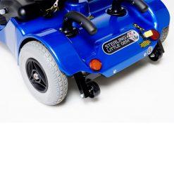 Scooter eléctrico Little Gem 2 - Trasera
