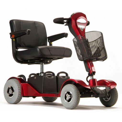 Scooter Sapphire 2   Sunrise Medical