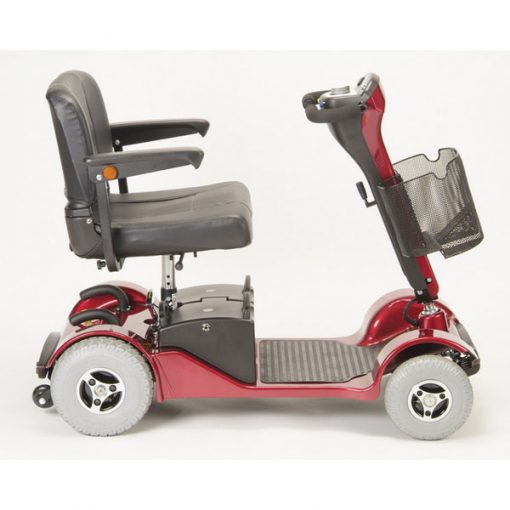 Scooter Sapphire 2 | Sunrise Medical - Lateral