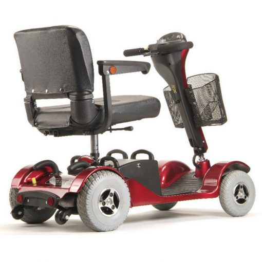 Scooter Sapphire 2 | Sunrise Medical - Trasera